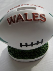 Wales rugby ball
